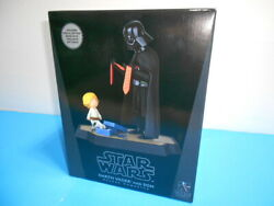 Star Wars 2014 Gentle Giant Darth Vader And Son Deluxe Maquette 0573/1500