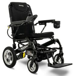Pride Mobility Jazzy Passport Electric Power Chair W/ 10.4 Lithium-ion Battery