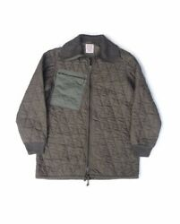 German Army Quilted Field Jacket Parka Liner Military Surplus Winter Gear