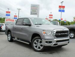 2020 Ram 1500 Big Horn Ram 1500 Billet Silver Metallic Clearcoat with 0 for sale!