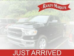 2020 Ram 1500 Big Horn Ram 1500 Diamond Black Crystal Pearlcoat with 0 for sale!