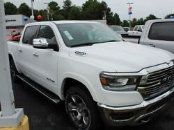2020 Ram 1500 Laramie Ram 1500 Bright White Clearcoat with 0 for sale!
