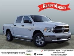 2019 Ram 1500 Classic Tradesman Ram 1500 Classic Bright White Clearcoat with 0 for sale!