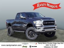 2019 Ram 1500 Big HornLone Star Ram 1500 Granite Crystal Metallic Clearcoat with 0 for sale!