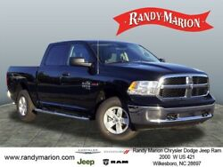 2019 Ram 1500 Classic Tradesman Ram 1500 Classic Diamond Black Crystal Pearlcoat with 0 for sale!
