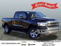 2019 Ram 1500 Big HornLone Star Ram 1500 Diamond Black Crystal Pearlcoat with 0 for sale!