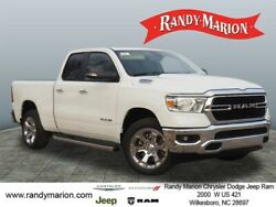 2020 Ram 1500 Big Horn Ram 1500 Bright White Clearcoat with 0 for sale!