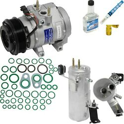 Universal Air Conditioner Kt 2108 A/c Compressor And Component Replacement Kit