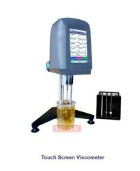 Viscosity Meter Touch Screen Display Best Quality Free Shipping