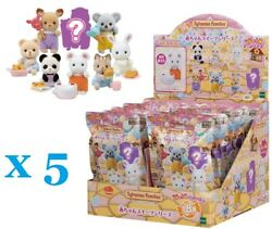 Epoch Sylvanian Families Doll Baby Collection Baby Sweets Series 5 Box X 16pcs