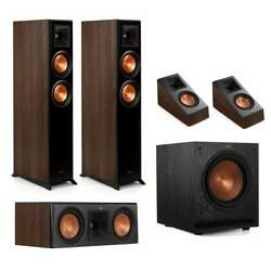 Klipsch Rp-5000f 5.1 Home Theater System