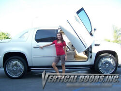 Vertical Doors Inc. Bolt-on Lambo Kit For Cadillac Ext 07-13