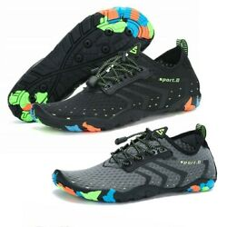 Water Shoes Men Summer Pump Breathable Sneaker Swimming Boat Athletic Sport Shoe