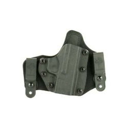 Desantis Infiltrator Air Inside The Pant Holster Black Leather / Kydex Right Han