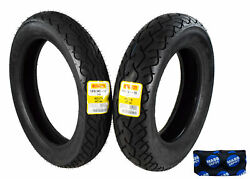 Pirelli Mt 66 Route 120/90-17 150/80-15 Front And Rear Cruiser Motorcycle Tire Set