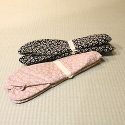 Japanese Patterned Socks Tabi Cotton High Quality Made In Japan Discount