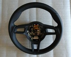 991 - 991.2 997.2 Gt 3 Rs Stick Shift Black Leather Gt Small Steering Wheel