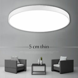Led Ceiling Down Light Dimmable Bedroom Flush Mount Kitchen Lamp Panel Fixture