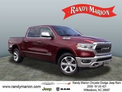 2019 Ram 1500 Limited Ram 1500 Delmonico Red Pearlcoat with 15649 Miles