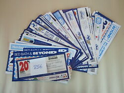 Lot 25x Bed Bath And Beyond 20 Off One 1 Item Coupons Expired Still Usable Harmon