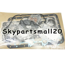 New Full Gasket Kit 6d14-2at For Mitsubishi Engine 1pc