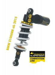 Touratech Suspension Competition Shock Strut Rear For Bmw S1000rr Since