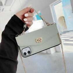 Handbag Crossbody Wallet Strap Phone Case Cover For iPhone X XS XR MAX 7 8 Plus $12.99
