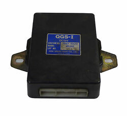 Glow Start Control Unit For Taxi Fairway Driver / Tx1 600208