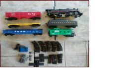 Lionel Pennsylvania Rr Model Railroad Set With Track Power Controller