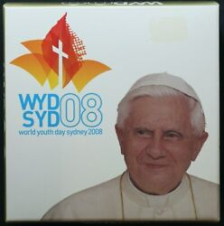 2008 Gold One Ounce Proof Coin World Youth Day