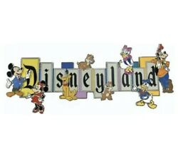 Confirmed Order Disneyland 65th Anniversary Marquee Boxed Jumbo Pin Limited