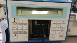 Tested L-3000 Photodiode Array Detector By Hitachi For Hplc/fplc