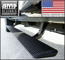 Amp Research Power Steps 99-06 Chevy Silverado And Gmc Sierra Extended And Crew Cab