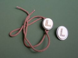 Jimmy Lile Hand 2 Pc. Bolo And Pin Set / No Knife / Purchased From Marilyn / Rare