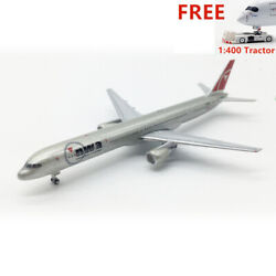 Rare1400 Gemini Jets Northwest Airlines B757 N590nw+free Tractor