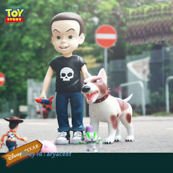 60cm /24in Herocross Toy Story Sid&scud Figure Model Limited Edition In Stock
