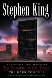 The Drawing Of The Three Dark Tower Paperback By King, Stephen Book The Fast