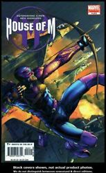 House Of M 4/a Vf/nm 1st Appearance Of Layla Miller
