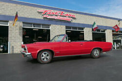 1965 Pontiac GTO Ask About Free Shipping! PHS Factory 4 Speed Tri-Power 1965 Pontiac GTO Convertible PHS Documented Photo Documented Restoration