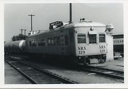 6a103 Rp 1970 Srs Sperry Rail Service Car 129 Hagerstown Md