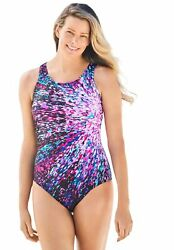 Swimsuits For All Womenand039s Plus Size High-neck One Piece