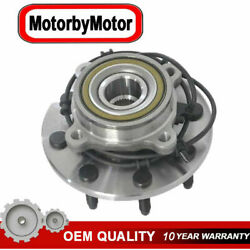 New Front Wheel Bearing Hub For 2003 2004 2005 Dodge Ram 2500 3500 W/ Abs 4wd