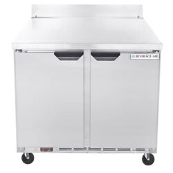 Beverage Air Wtf36ahc Work Top Freezer Counter