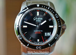 GLASHUTTE ORIGINAL SPORT EVOLUTION PANORAMA DATE 42MM RETAIL $9800