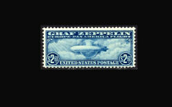 Us Air Mail Stamp-mint Ogandnh Xf Sc15 Post Office Fresh