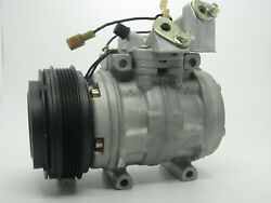 Toyota Ae86 A/c Compressor 147100-154 No P/s Remanufactured In Japan Jdm