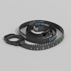 Bathmate Measuring Gauge And Shower Strap Hands Free For Hydro, Hydromax Or Xtreme