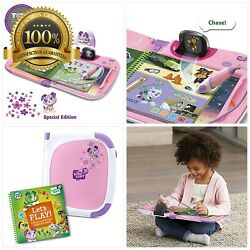 Leapfrog Leapstart 3d Interactive Learning System Exclusive, Violet