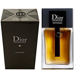 Dior Homme Intense 2020 Edp Authentic New Factory Sealed 150ml 100 50 5oz 3.4oz