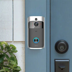 Wireless Doorbell Mobile Phone Remote Visual Monitoring